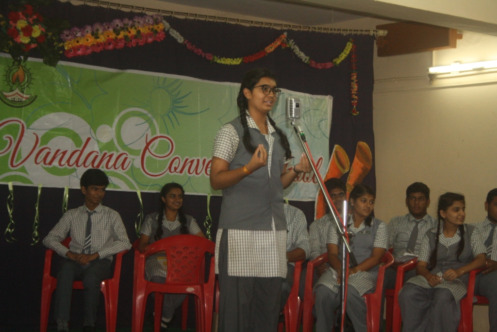 English Speech Competition