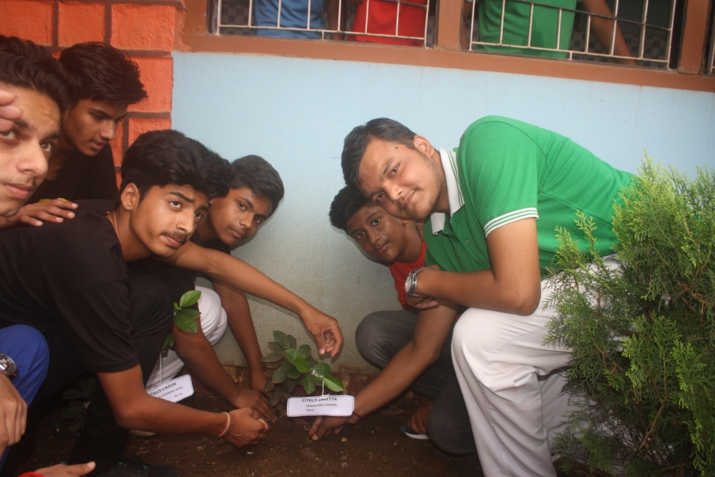Green school mission